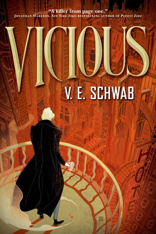 Vicious (Villains, #1)
