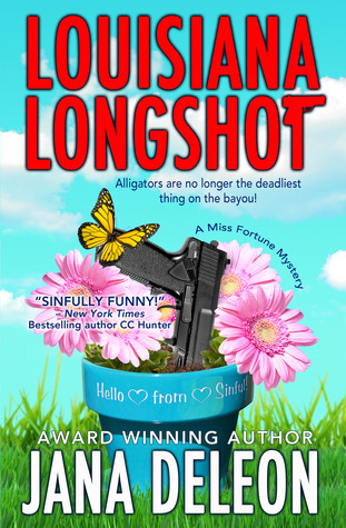 Louisiana Longshot (Miss Fortune Mystery, #1)