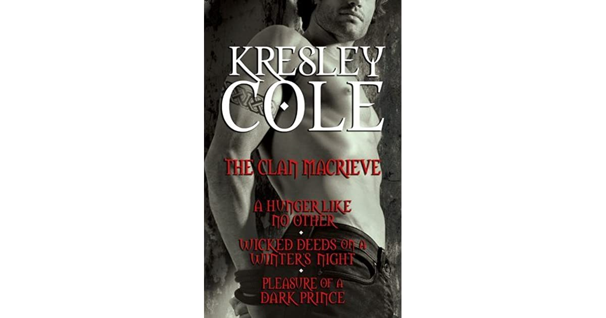 Kresley cole macrieve goodreads giveaways