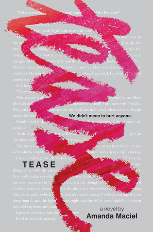 Image result for tease by Amanda Maciel
