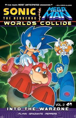 cale marysville wa s review of sonic mega man worlds collide vol 2 into the warzone goodreads