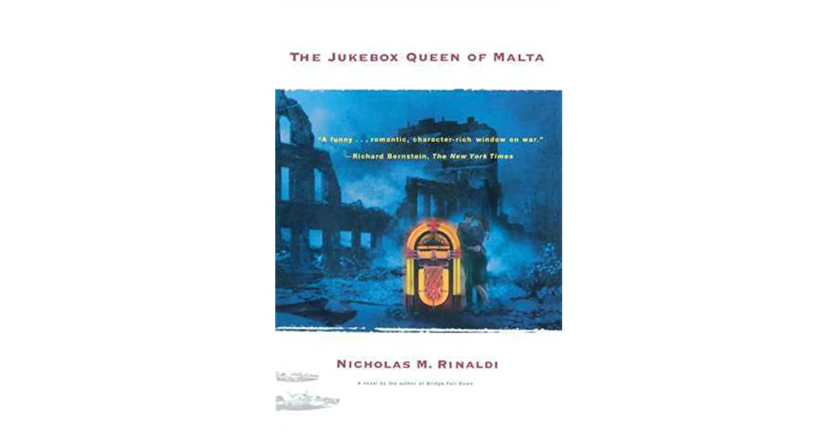 jukebox queen of malta rinaldi nicholas