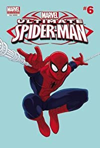 Marvel Universe Ultimate Spider-Man Comic Reader 6