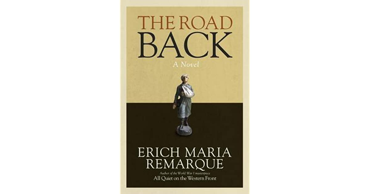 the importance of eriq maria remarques novel all quiet on the western front An international bestseller, erich maria remarque's all quiet on the western front was banned and burned in nazi germany.