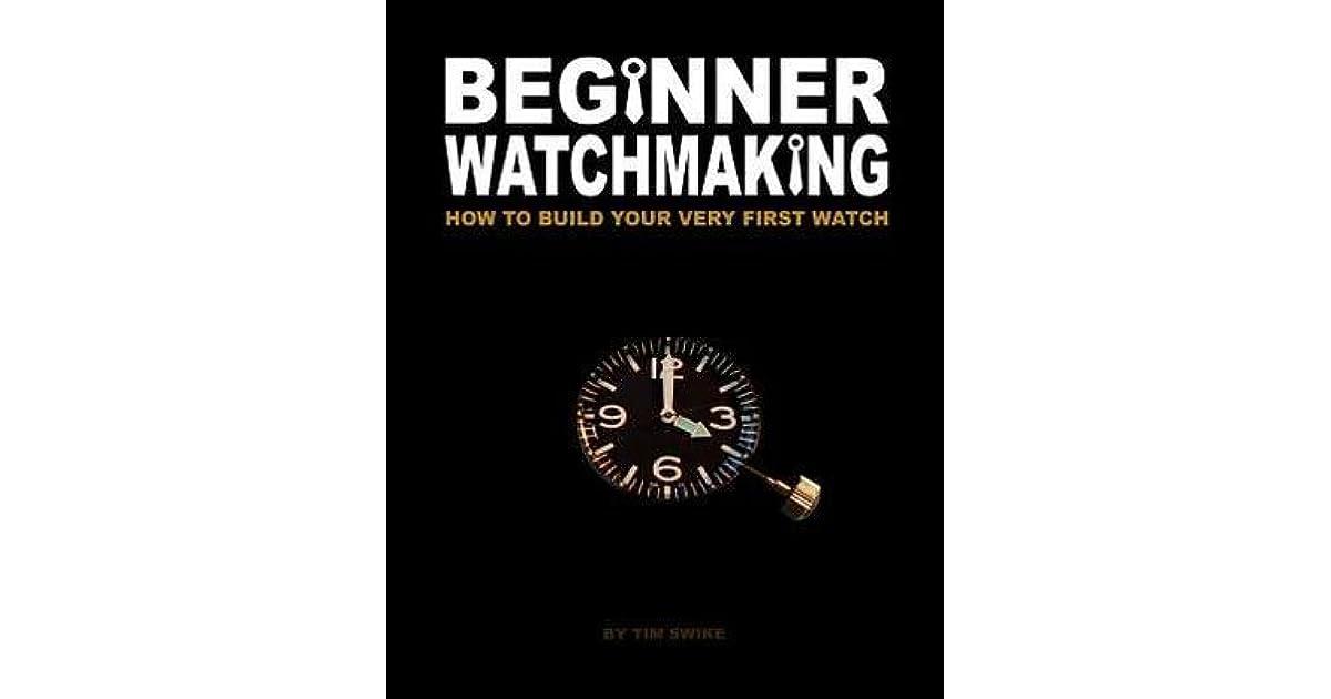 Book pdf daniels watchmaking george