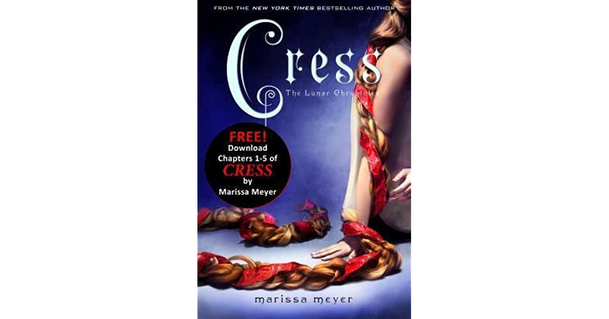 Read Cress Chapters 1 5 By Marissa Meyer
