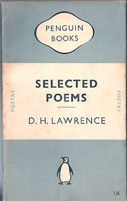 Selected Poems By Dh Lawrence