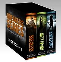 The Breakers Series: Books 1-3 (Breakers, #1-3)