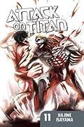 Attack on Titan, Vol. 11
