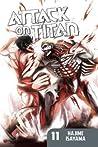 Attack on Titan, Vol. 11 (Attack on Titan, #11)