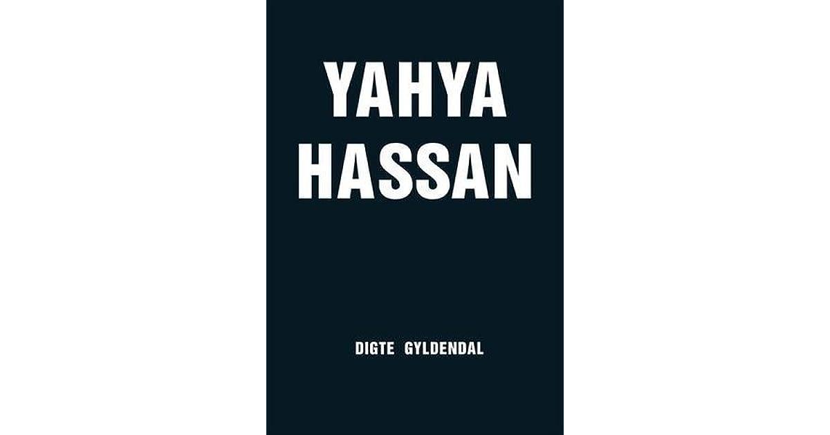 yahya hassan digtsamling