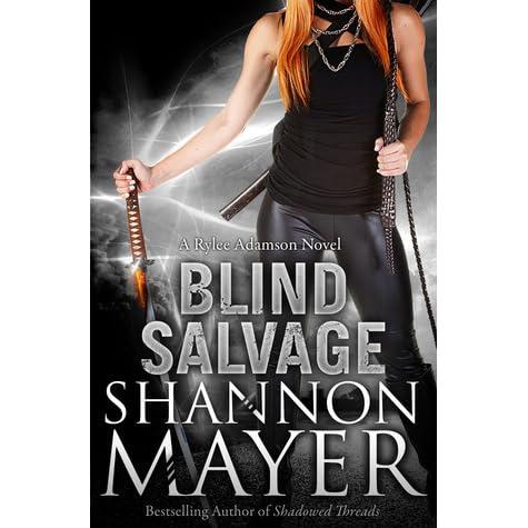 Blind Salvage (A Rylee Adamson Novel, Book 5)