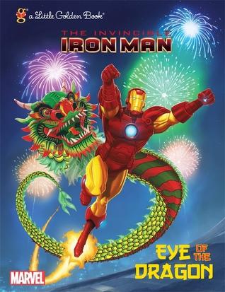 The Invincible Ironman: Eye of the Dragon