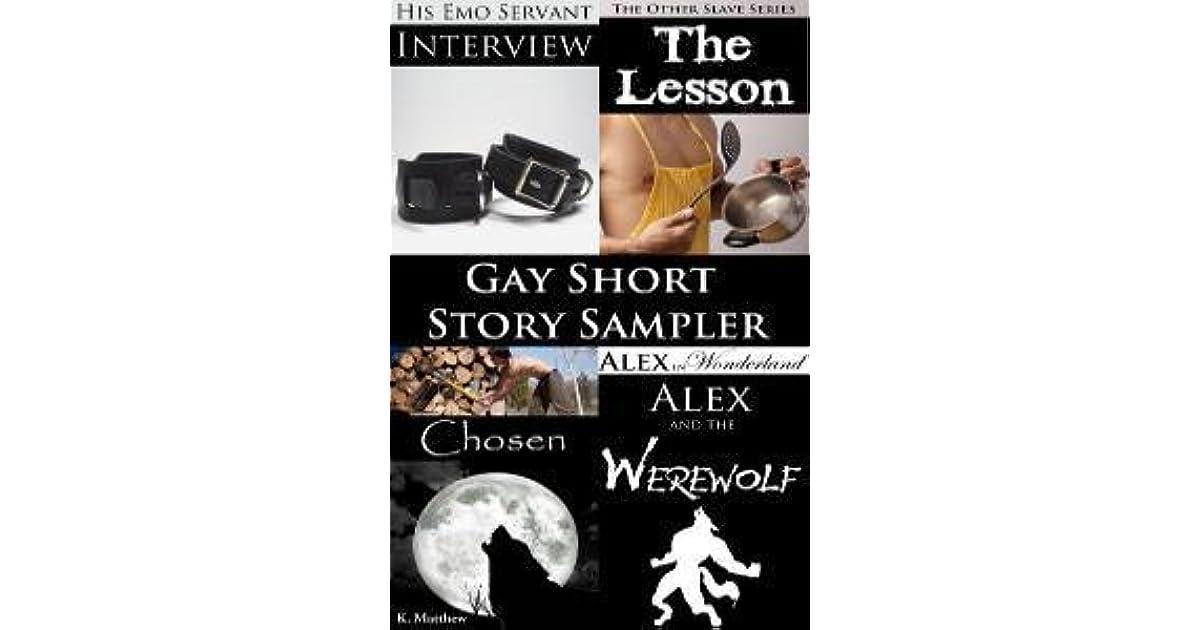 Gay emo stories