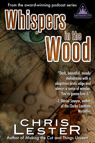 Whispers in the Wood (Metamor City, #6)