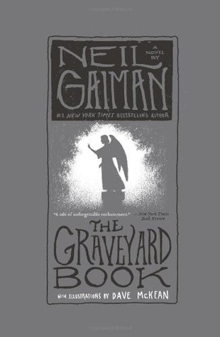 Cover of The Graveyard Book by Neil Gaiman