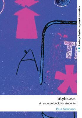 a for book pdf simpson stylistics students by resource paul