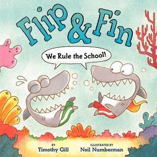 Flip & Fin: We Rule the School!