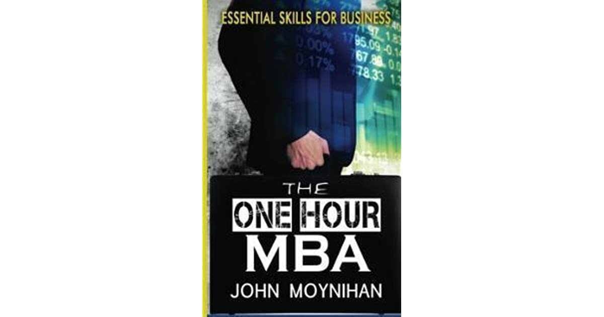 Download e-book The One Hour MBA