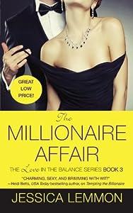 The Millionaire Affair (Love in the Balance, #3)
