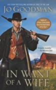 In Want of a Wife (Bitter Springs #3)