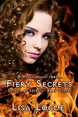 Fiery Secrets (Legacy of Secrets, #3)
