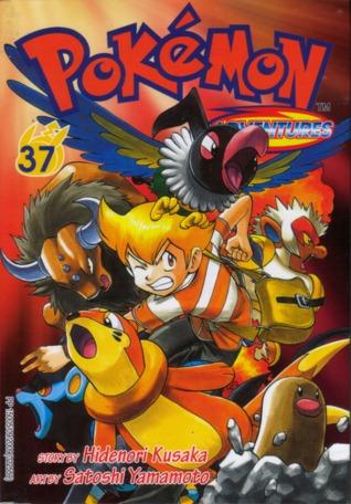 Pokemon Adventures, Volume 37