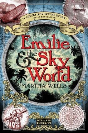 Emilie and the Sky World (Emilie, #2)