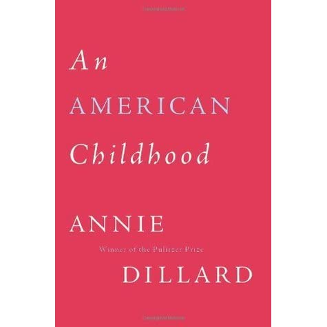 an analysis of annie dillards the chase The chase, written by annie dillard, is a story in first-person form, about the author and her friends throwing snowballs at passing cars but one little mistake the author made, was throwing a snowball at a black buick.
