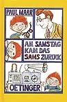 Am Samstag kam das Sams zurück (Sams, #2)
