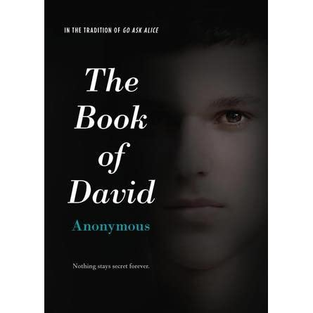 The Book Of David Anonymous