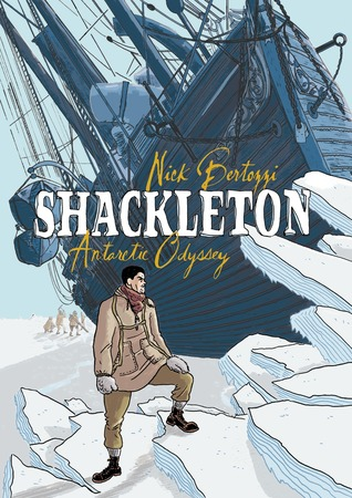 Shackleton by Nick Bertozzi
