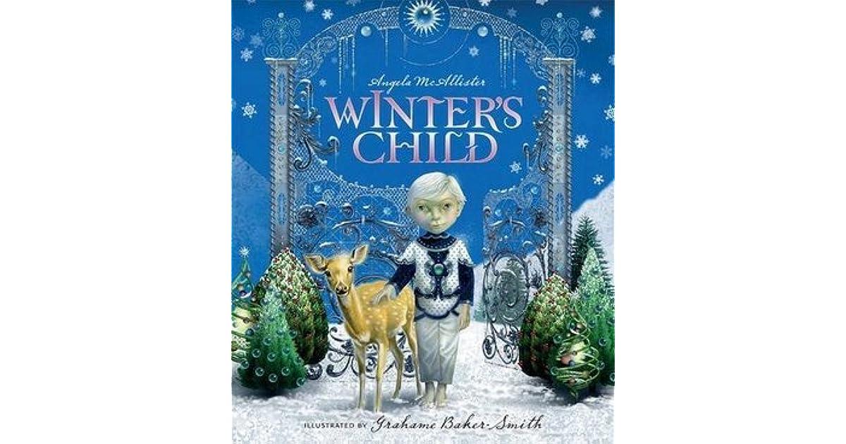 Winters Child By Angela Mcallister
