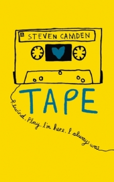 "Book cover of ""Tape"" by Steven Camden"