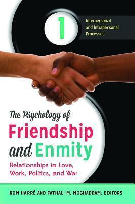 The Psychology of Friendship - Oxford University Press (2016)