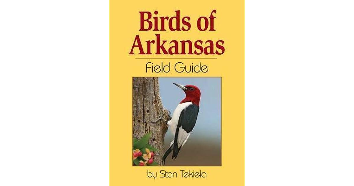 Arkansas nature set: field guides to wildlife, birds, trees.