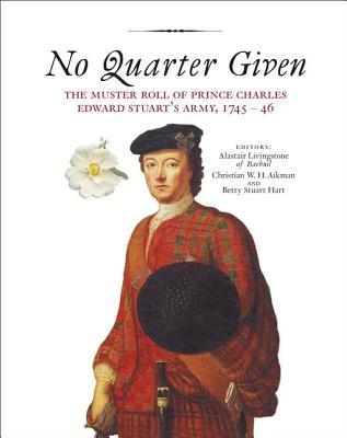 No Quarter Given by Alastair Livingstone