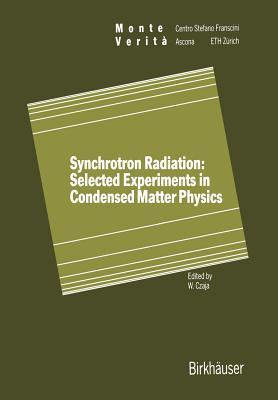 Synchrotron Radiation: Selected Experiments in Condensed Matter Physics