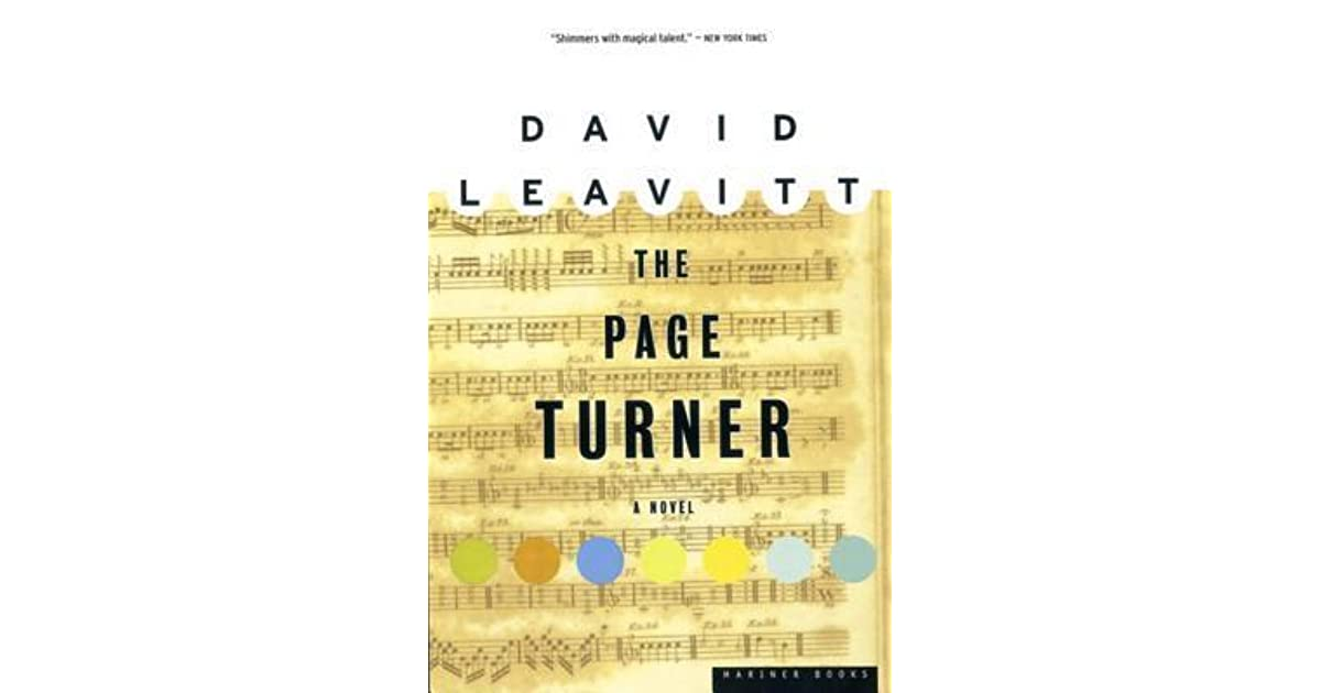 The page turner by david leavitt fandeluxe Choice Image