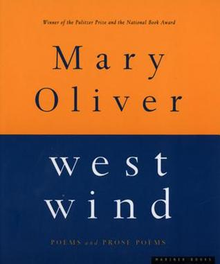 West Wind by Mary Oliver