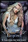 Winning the Legend (Blue Eyes Trilogy #3)