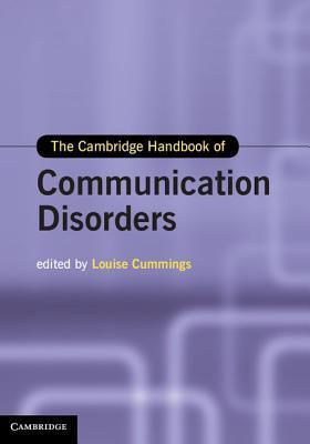 handbook of communication disorders