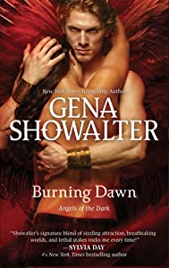 Burning Dawn (Angels of the Dark, #3, Lords of the Underworld #10.5)