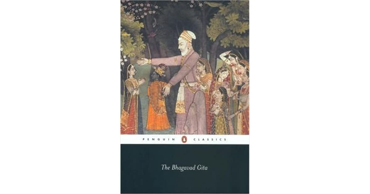 the bhagavad gita essay Is perhaps the most famous, and definitely the most widely-read, ethical text of ancient india as an episode in india's great epic, the mahabharata, the bhagavad gita now ranks as one of the three principal texts that define and capture the essence of hinduism the other two being the upanishads and the brahma sutras.