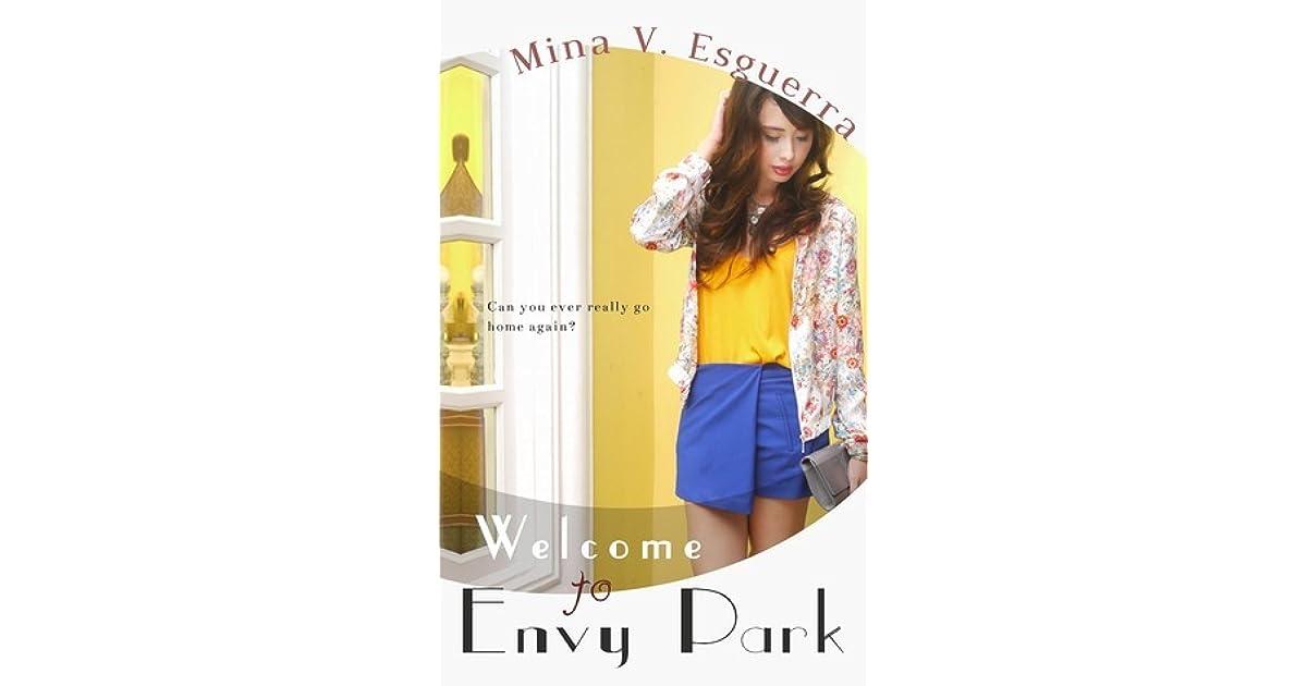 Welcome to Envy Park (Chic Manila, #6) by Mina V  Esguerra