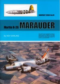 Martin B-26 Marauder (Warpaint, #69)