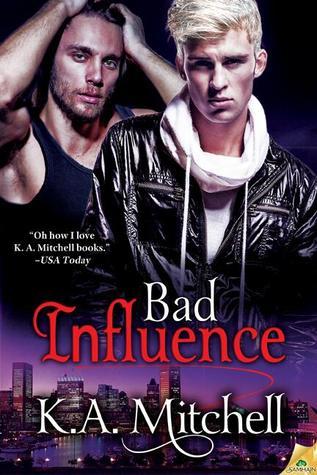 Bad Influence (Gay Erotic Romance)