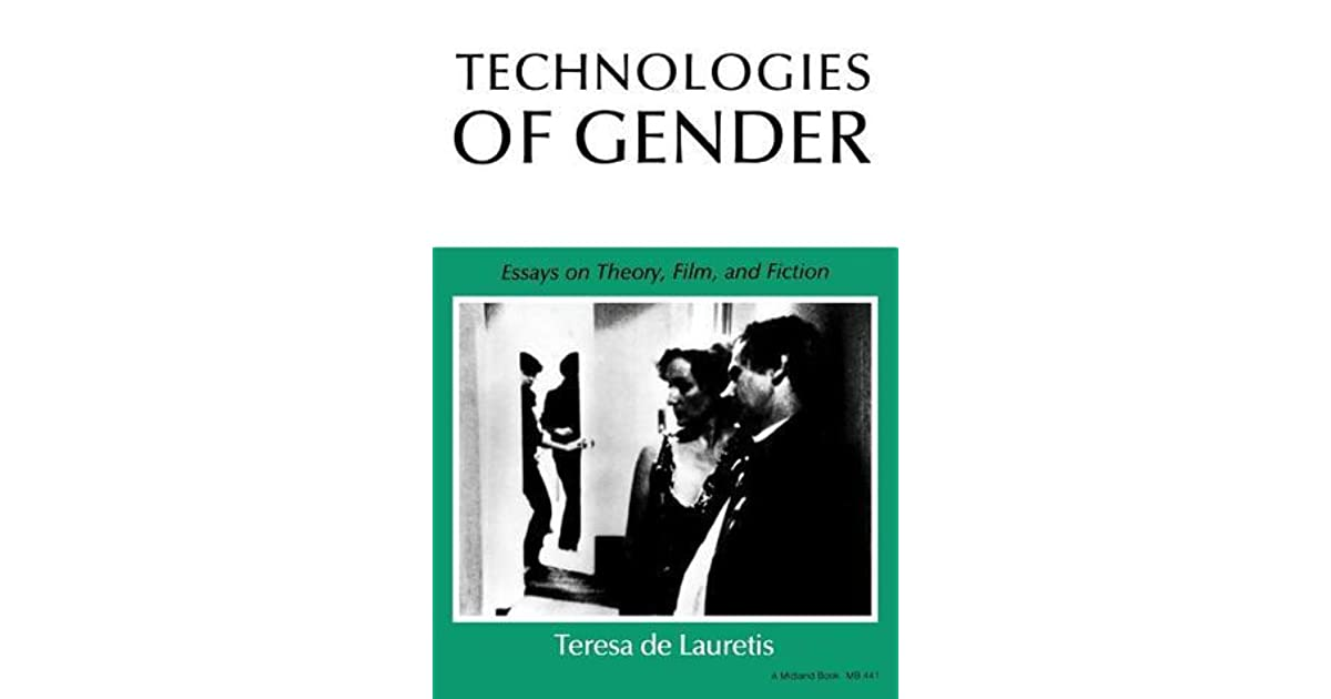 gender ideology essays on theory fiction and film
