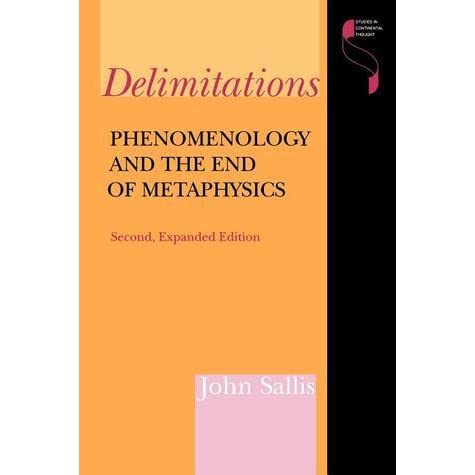 Phenomenology of the End And