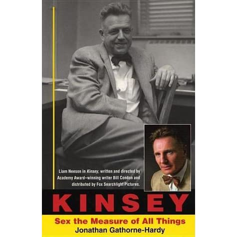 Alfred c kinsey life measure sex things